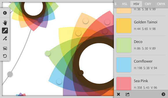 colorbranch Full Interface