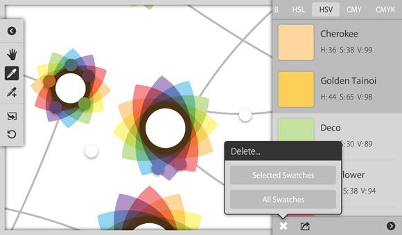 colorbranch Delete Swatches Popover