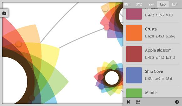 colorbranch Color Bin in Lab Mode