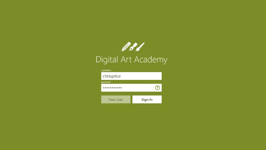 Digital Art Academy For Windows 8 Studiochris