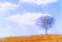Watercolor Tree Thumbnail